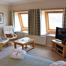 Linnhe suite seating area