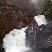 Kaig Falls, Loch Arkaig